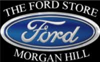 The Ford Store Morgan Hill logo