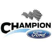 Champion Ford Edinboro logo