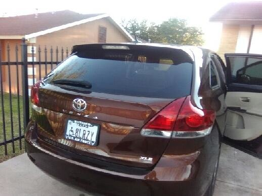 Picture of 2013 Toyota Venza XLE