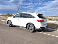 Picture of 2017 Acura MDX SH-AWD with Advance Package, exterior, gallery_worthy