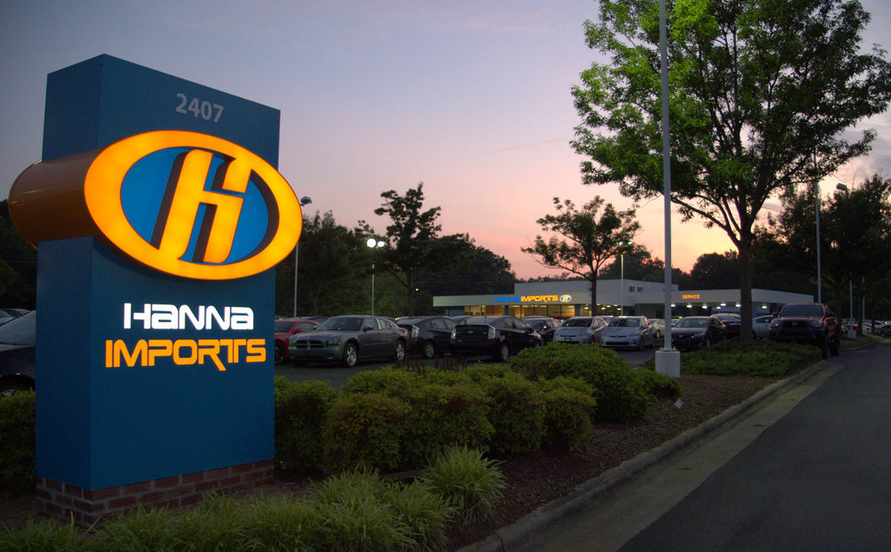 Lexus Dealers In Nc >> Hanna Imports - Raleigh, NC: Read Consumer reviews, Browse ...