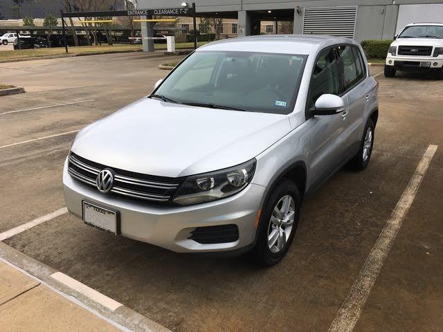 Foto de un 2013 Volkswagen Tiguan SE