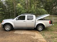 2012 Nissan Frontier Overview