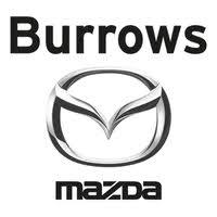 Burrows Mazda Sheffield logo