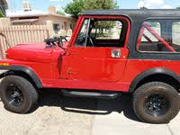 Picture of 1986 Jeep CJ-7 4WD, exterior, gallery_worthy