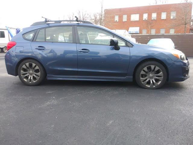Picture of 2013 Subaru Impreza 2.0i Sport Premium Hatchback