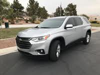 Picture of 2018 Chevrolet Traverse LT Cloth FWD, exterior, gallery_worthy
