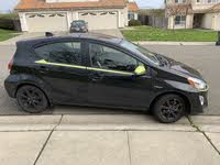 Picture of 2016 Toyota Prius c Persona Special Edition, exterior, gallery_worthy