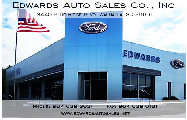 Edwards Auto Sales Company Walhalla Sc Read Consumer Reviews