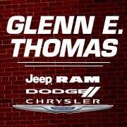 Glenn E Thomas Dodge Chrysler Jeep logo