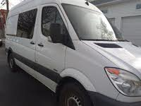 Picture of 2013 Mercedes-Benz Sprinter Cargo 2500 144 WB High Roof RWD, exterior, gallery_worthy