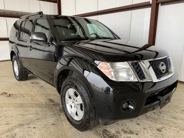 Picture of 2012 Nissan Pathfinder S