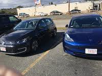 Picture of 2016 Volkswagen e-Golf SEL Premium, exterior, gallery_worthy