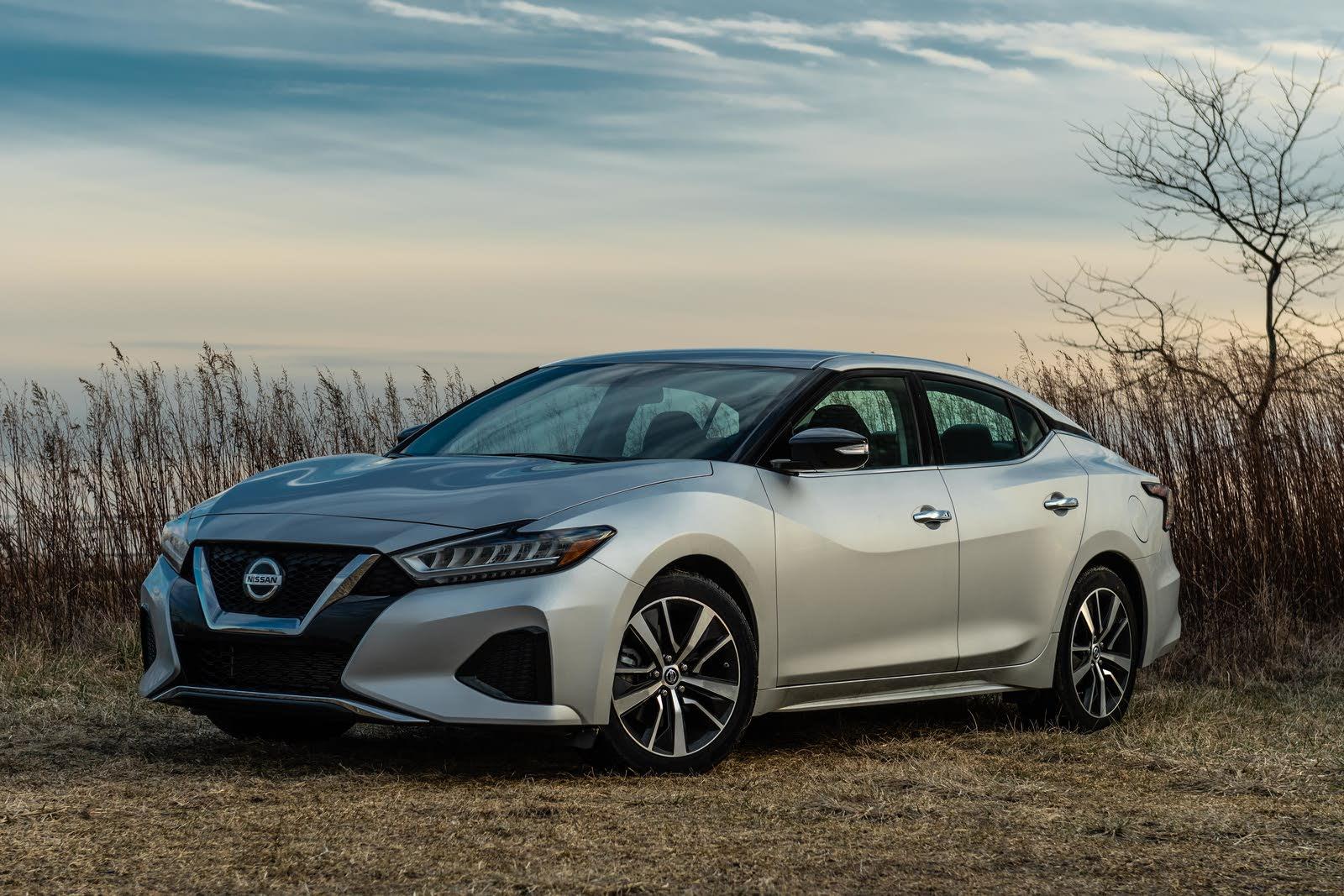 2019 Nissan Maxima Test Drive Review Cargurus