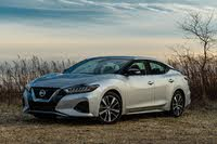 2019 Nissan Maxima Picture Gallery
