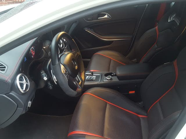 Picture of 2015 Mercedes-Benz GLA-Class GLA AMG 45, interior, gallery_worthy