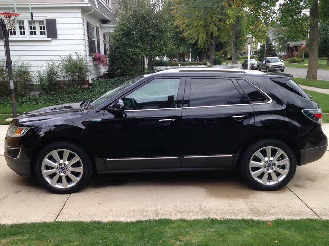 Picture of 2011 Saab 9-4X Aero XWD