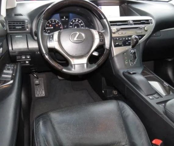 Picture of 2013 Lexus RX 350 F Sport AWD, interior, gallery_worthy