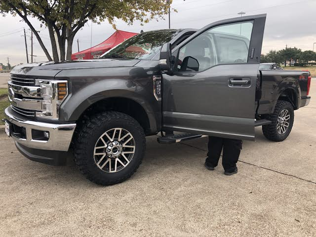 Picture of 2019 Ford F-250 Super Duty Lariat SuperCab 4WD, exterior, gallery_worthy