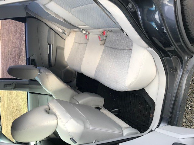 Picture of 2012 Subaru Forester 2.5X, interior, gallery_worthy