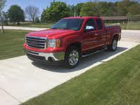 Picture of 2012 GMC Sierra 1500 SLE Ext. Cab, exterior, gallery_worthy
