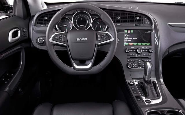Picture of 2011 Saab 9-4X Aero XWD, interior, gallery_worthy