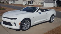 Picture of 2017 Chevrolet Camaro 2LT Convertible RWD, exterior, gallery_worthy