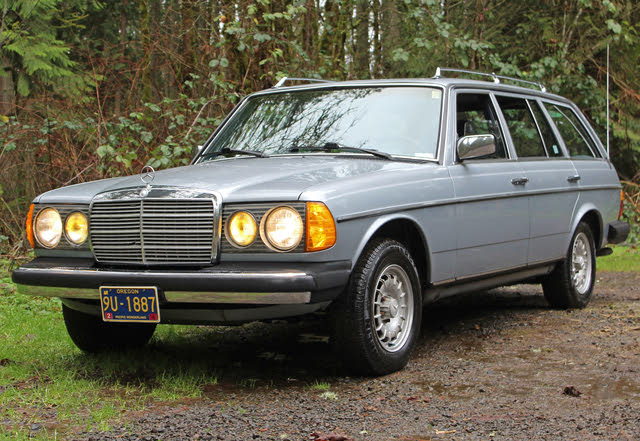Picture of 1984 Mercedes-Benz 300-Class 300TD Turbodiesel Wagon, exterior, gallery_worthy
