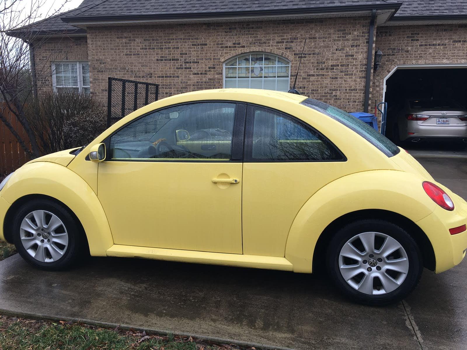 Volkswagen Beetle Questions - Noise