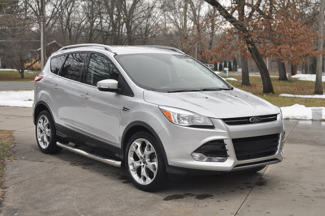 Picture of 2016 Ford Escape Titanium AWD