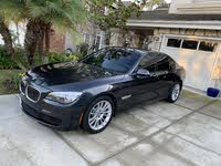 2013 BMW 7 Series Overview