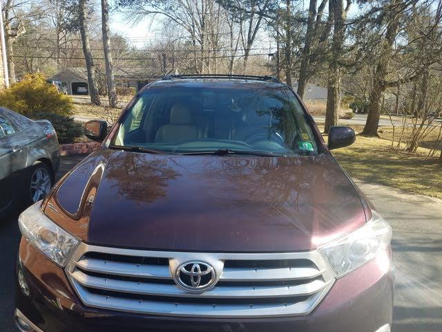 Picture of 2012 Toyota Highlander SE