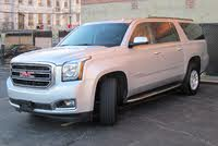 Picture of 2018 GMC Yukon XL SLT 4WD, exterior, gallery_worthy