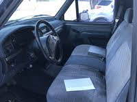 Picture of 1993 Ford F-350 4 Dr XLT 4WD Crew Cab LB, interior, gallery_worthy