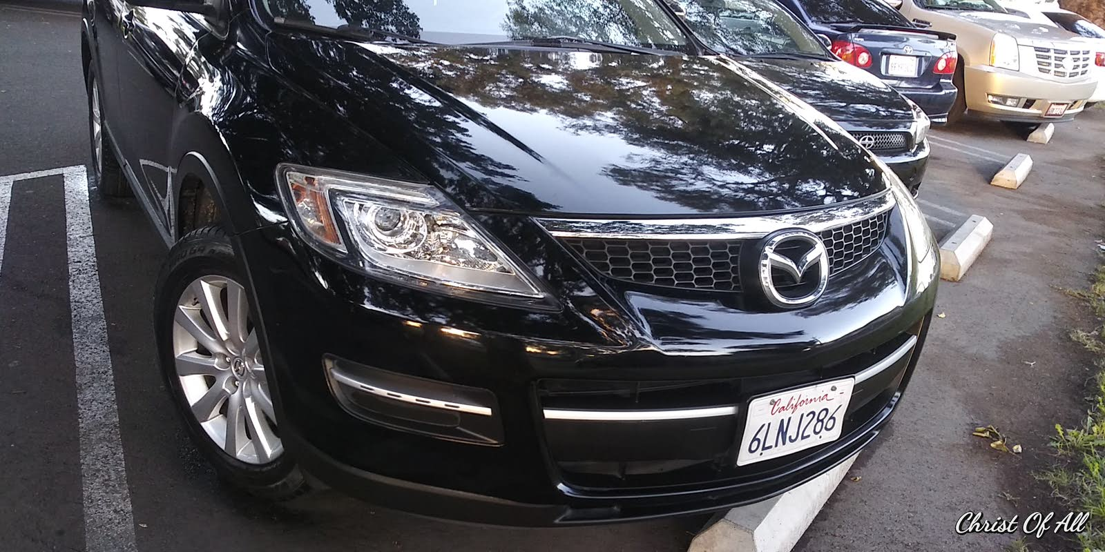 Mazda CX-9 Questions - Flashers and back turn signal - CarGurus