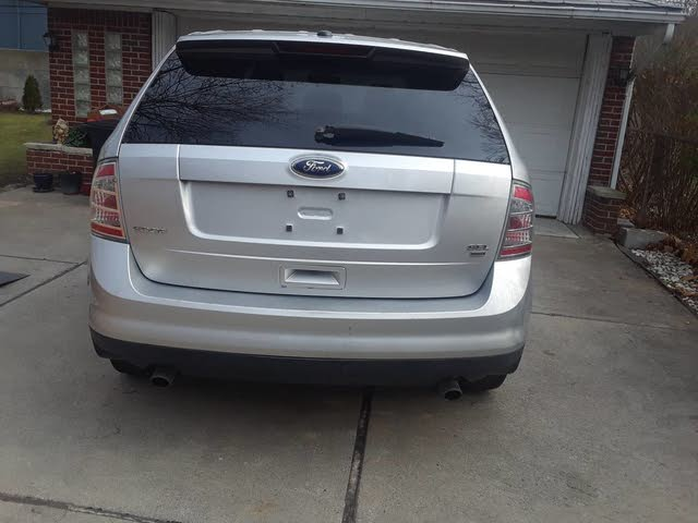 Picture of 2009 Ford Edge SEL AWD, exterior, gallery_worthy