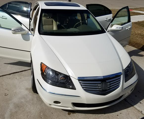 Picture of 2007 Acura RL SH-AWD with CMBS and PAX Tires