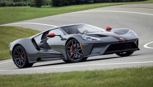 2019 Ford Gt Price Cargurus