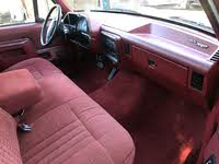 Picture of 1989 Ford F-350 XLT Lariat Standard Cab LB, interior, gallery_worthy
