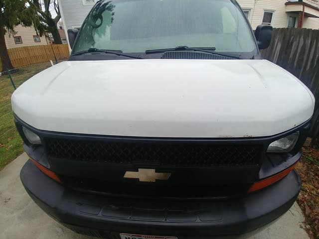 Picture of 2009 Chevrolet Express 3500 LS Extended RWD, exterior, gallery_worthy