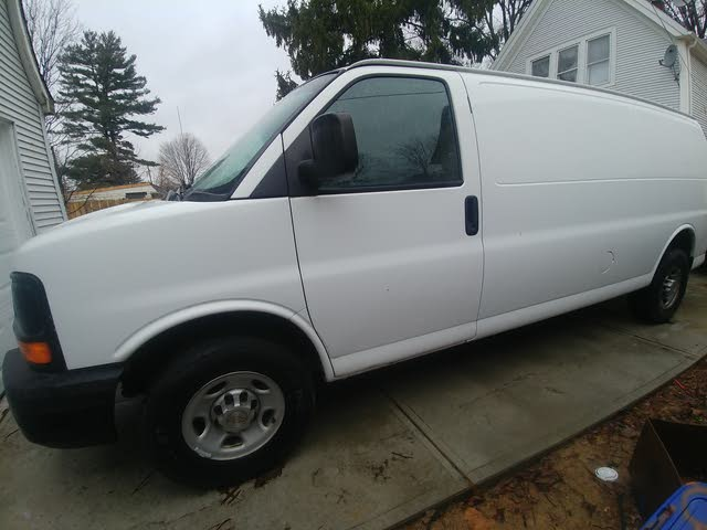 Picture of 2009 Chevrolet Express 3500 LS Extended RWD