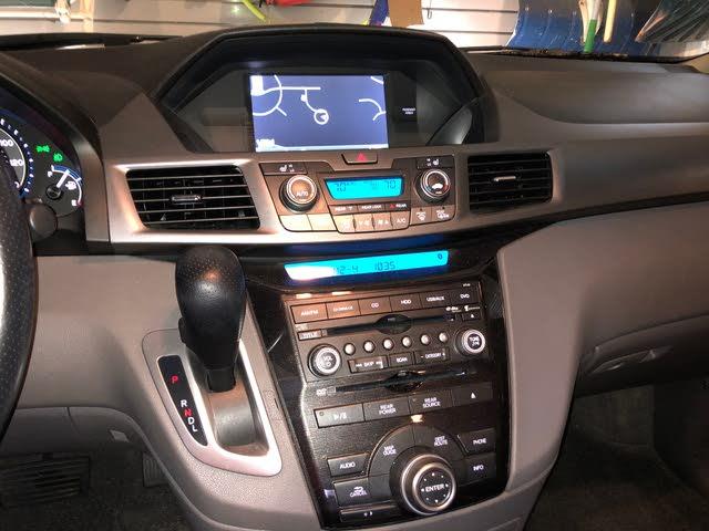 1999 Honda Civic Lx >> 2013 Honda Odyssey - Interior Pictures - CarGurus