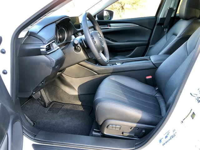 Picture of 2018 Mazda MAZDA6 Grand Touring Reserve Sedan FWD, interior, gallery_worthy