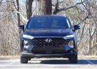 Front profile of the 2019 Hyundai Santa Fe, exterior, gallery_worthy
