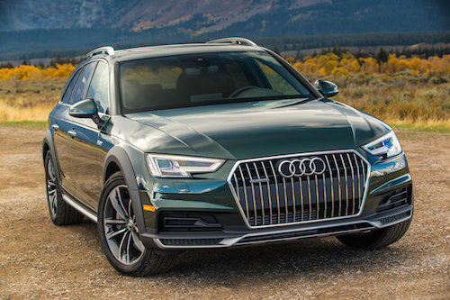 2019 Audi A4 Allroad Pictures Cargurus