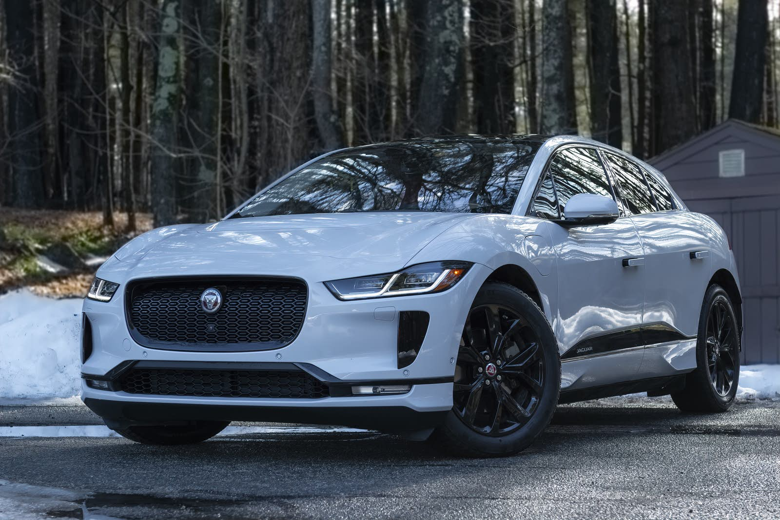 2019 Jaguar I Pace Ev Design Specs Mileage Price >> 2019 Jaguar I Pace Overview Cargurus