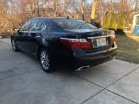 Picture of 2011 Lexus LS 460 AWD, exterior, gallery_worthy
