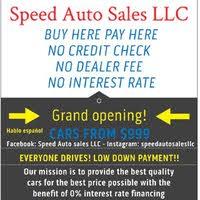 Speed Auto Sales LLC logo