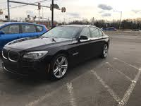 Picture of 2012 BMW 7 Series 740Li RWD, exterior, gallery_worthy