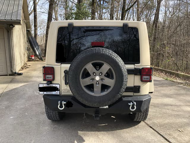 Picture of 2011 Jeep Wrangler Sport Mojave 4WD